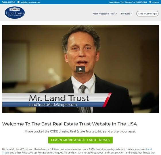 Mr. Land Trust